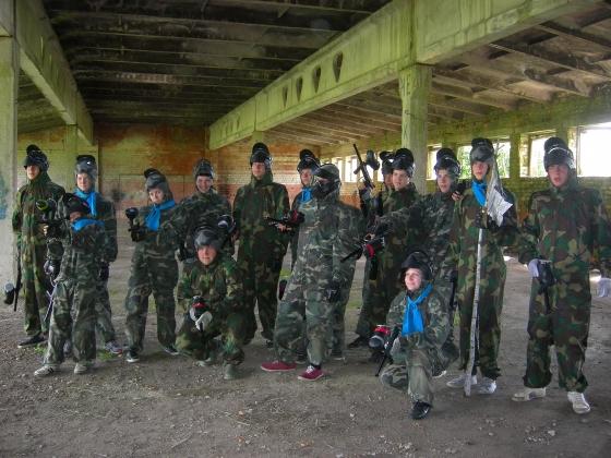 Rīgas 1 vidusskolas 9 klase, Līdumniekos (izbraukumā)